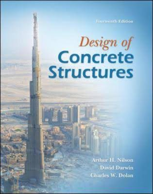 Design of Concrete Structures 14th Edition