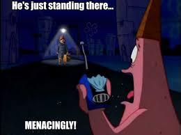 Menacing Paddington   Creepy Paddington   Know Your Meme via Relatably.com