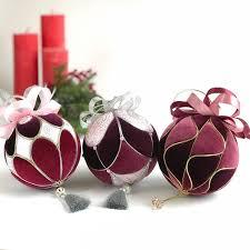 <b>Набор</b> новогодних шаров «Глинтвейн» | Рождественские ...
