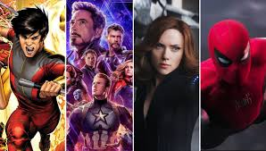 <b>Marvel</b> Movies Release Schedule: Complete MCU Phase 4 Timeline ...