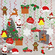 Hanging Christmas Decor - Amazon.com