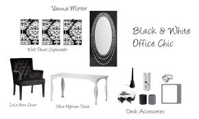 its for yet another fashionable and trendy lady and i felt inspired to make it black white total office chic black and white office