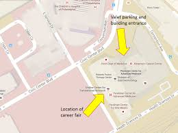 career services at the university of pennsylvania smilow map png