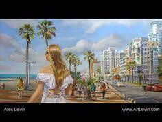 tel aviv paintings by alex levin alex google tel