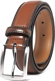 Belts for Men, <b>Handmade Genuine Leather</b>, 100% Cow Leather ...