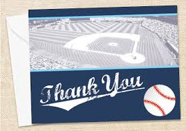 Image result for thank you baseball