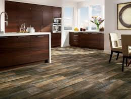 Hardwood Or Tile In Kitchen Vinyl Tile Plank Metrotown Floors Interiors