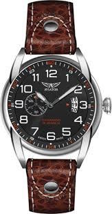 <b>Aviator</b> Bristol <b>V</b>.<b>3.18.0.100.4</b> - купить <b>часы</b> по цене 90500 рублей ...