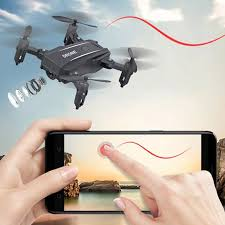 Mini <b>Folding Uav Aerial</b> Photography Wifi Four Axis Aircraft Remote ...