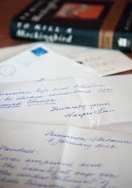 a letter from harper lee garden gun photo caroline allison