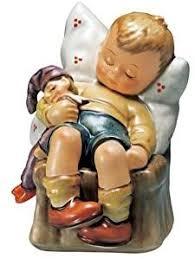 Hummel figurine Just Dozing, <b>original</b> MI Hummel <b>Collection</b>, <b>gift</b> ...
