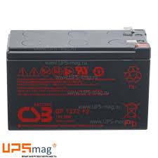 Аккумулятор <b>CSB GP 1272</b>(<b>28W</b>) (12V / 7Ah)