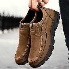 <b>Men</b> Walking Shoes Comfort <b>Men Sneakers 2019</b> New <b>Outdoor</b> ...