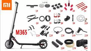 Top <b>Accessories For Xiaomi</b> M365 & M365 Pro Electric Scooter ...