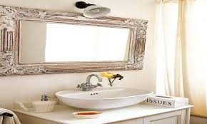 ideas unusual bathroom mirrors