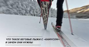 Что такое - беговые лыжи с «<b>камусом</b>» и зачем они нужны