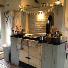 Shabby Chic Colors For Kitchen : Shabby chic kitchen ideas the guru