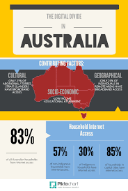 week the digital divide one unit at a time digital divide infograph