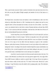 essay oglasico english descriptive essay english professor mallette first pages english example essay