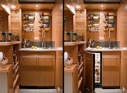 interesting small basement bar design ideas with light brown mini bar along white countertop also cabinet check 35 home bar design