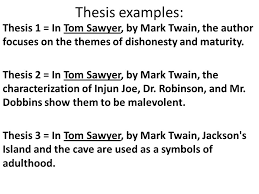 work on the tell tale heart mind mirror and symbolism paragraph  thesis examples thesis   in tom sawyer by mark twain the author