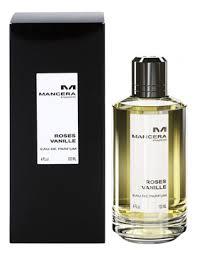 <b>Mancera Roses Vanille</b> — мужские и женские духи, <b>парфюмерная</b> ...