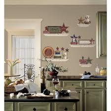 Rooster Chicken Kitchen Decor Wonderful Country Kitchen Wall Decor Ideascountry Kitchen Rooster