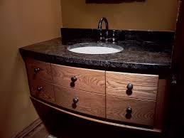 bathroom vanity mirror ideas modest classy:  contemporary decoration bathroom vanity with granite top adorable white bathroom vanity with top