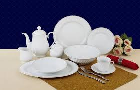 """<b>Набор</b> столовой посуды Hoffburg """"Glamor"""" из 47 предм ..."""