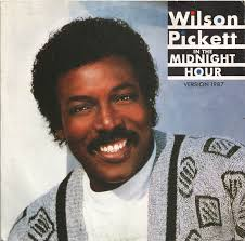 Image result for in the midnight hour wilson pickett 45