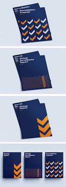 must see brochure cover pins portfolio design portfolio brochure cover design inspiration geometric mini st layout research blue and orange annual report