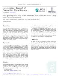 (PDF) Using Twitter to mine <b>sleep</b> related information from people ...