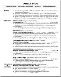 One Job Resume  resume how to build a job one write for