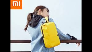 <b>Original Xiaomi 7L Backpack</b> - YouTube
