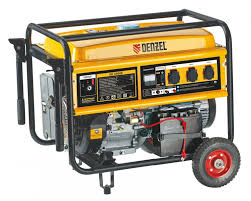 <b>Генератор бензиновый Denzel GE</b> 8900E электростартер оптом ...