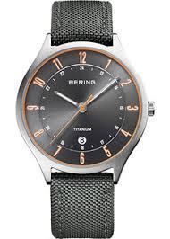 <b>Часы Bering 11739-879</b> - купить мужские наручные <b>часы</b> в ...