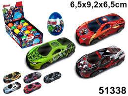 """1:48 <b>Машина</b> в яйце """"<b>Avengers</b>. <b>Marvel</b>"""" (Мстители) полноцвет, в ..."""