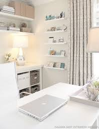 contemporary home office by nagwa seif interior design budget friendly home offices