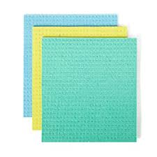 Full Circle <b>Squeeze Cellulose Cloths</b>, 3-Pack: Amazon.in: Home ...