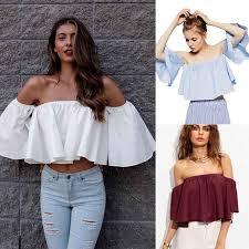 2018 <b>Summer</b> New <b>Style Fashion</b> Stock <b>Women Flare</b> sleeve Tank ...