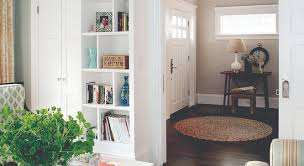 get this look living room built in shelves built living room