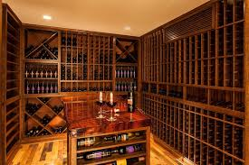get a free custom wine room design package of your own just like this mahogany wine cellars traditional wine cellar