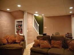 lighting ideas for basement as family room awesome family room lighting