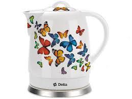 <b>Чайник Delta DL 1233A</b> Butterflies который сохраняет природные ...
