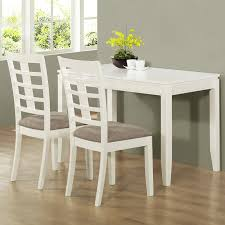 4 Piece Dining Room Sets Living Spaces Dining Room Sets 4 White 3 Piece Dining Sets For