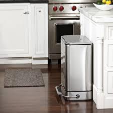 trash bins kitchen trash cabinet home design joyful trash bin