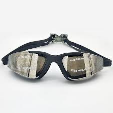 <b>Plating</b> Diopter Sports Swim Goggles Adjustable With Earplugs ...