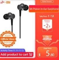 best top headphones <b>original xiaomi piston</b> ideas and get free ...