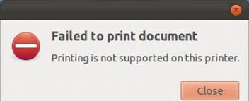 Funny memes - Printing is not supported on this printer ... via Relatably.com
