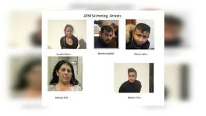 Five Romanian nationals charged with stealing over $17K via ATM ...